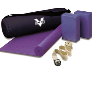 Gift of Hope: Portable Beginner Yoga Kit