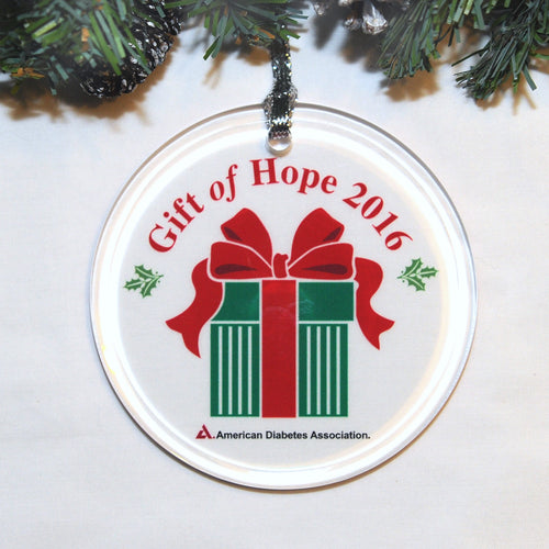 Gift of Hope: 2016 Gift of Hope Collectible Ornament