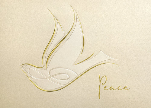 Gift of Hope: Peaceful Blessings Cards (20/Box)