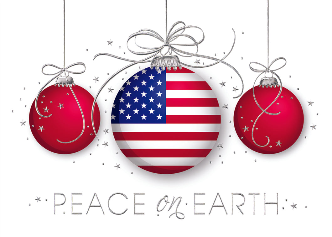 Gift of Hope: Patriotic Greetings Cards (20/Box)