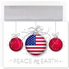 Load image into Gallery viewer, Gift of Hope: Patriotic Greetings Cards (20/Box)