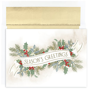 Gift of Hope: Elegant Greetings Cards (20/Box)