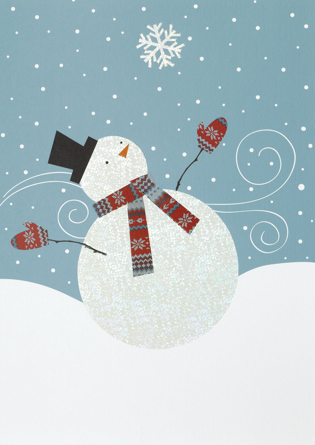 Gift of Hope: Jolly Snowman Cards (20/Box)