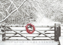 Load image into Gallery viewer, Gift of Hope: Winter Wonderland Cards (20/Box)