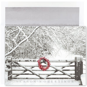 Gift of Hope: Winter Wonderland Cards (20/Box)