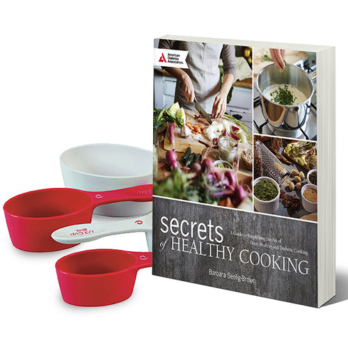 SET: Secrets of Healthy Cooking with Magnetic Measuring Cups
