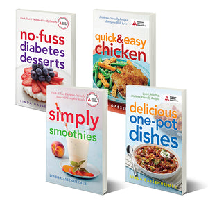 SET: Quick and Easy Cookbooks