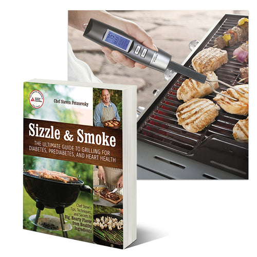 SET: Sizzle & Smoke with Essential Digital Grilling Thermometer
