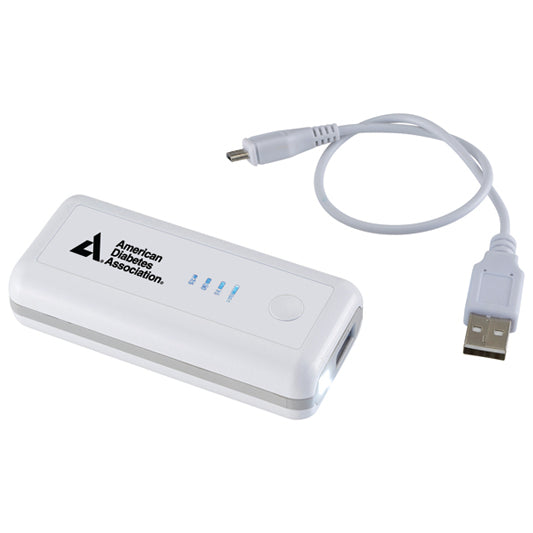 Power Bank with ADA Logo