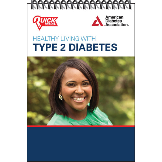 Healthy Living with Type 2 Diabetes (Flipbook)