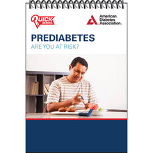 Load image into Gallery viewer, Prediabetes - Are You at Risk? (Flipbook)