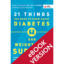 Load image into Gallery viewer, 21 Things You Need to Know About Diabetes and Weight-Loss Surgery