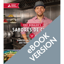 Load image into Gallery viewer, Chef Ronaldo's Sabores de Cuba