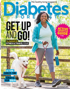Diabetes Forecast, Volume 70, Issue 4, July/August 2017