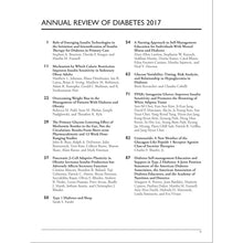 Load image into Gallery viewer, Annual Review of Diabetes 2017