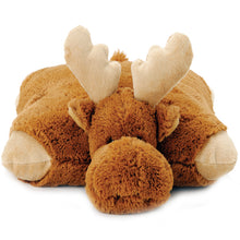 Load image into Gallery viewer, American Diabetes Association Moose Pillow Pal Cushion