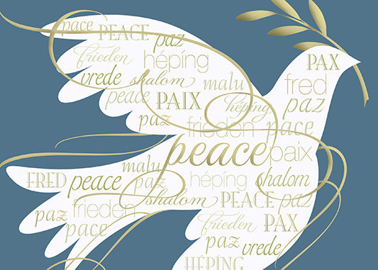 The Dove of Peace Cards (20/Box)