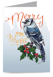 Merry and Bright Cards (20/Box)