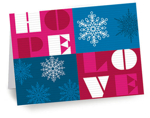 Hope and Love Cards (20/Box)