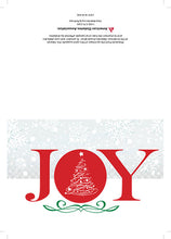 Load image into Gallery viewer, Gift of Hope Joy Card (20/Box)