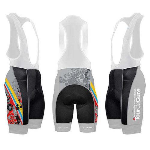 Tour de Cure Bib Short, 2015, Mens