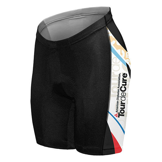 Tour de Cure Short, 2013, Ladies, 3XL