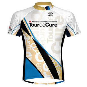 Tour de Cure Champion Jersey, 2013, Mens, S