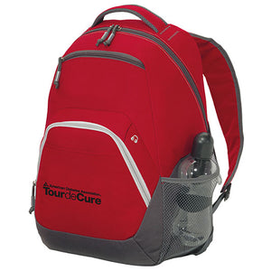 Tour de Cure Computer Backpack