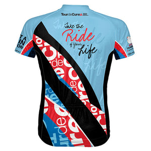 Tour de Cure Jersey, 2013, Mens