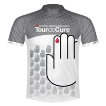 Load image into Gallery viewer, Tour de Cure Jersey, 2014, Mens