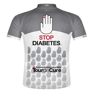 Tour de Cure Jersey, 2014, Mens