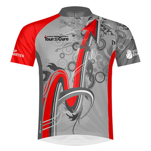Tour de Cure Jersey, 2015, Mens