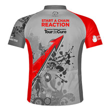 Load image into Gallery viewer, Tour de Cure Jersey, 2015, Mens