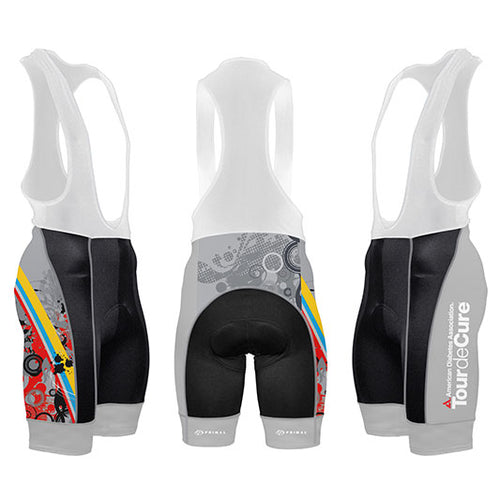Tour de Cure Bib Short, 2015, Ladies