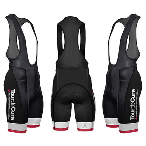 Tour de Cure Bib Short, 2016, Ladies