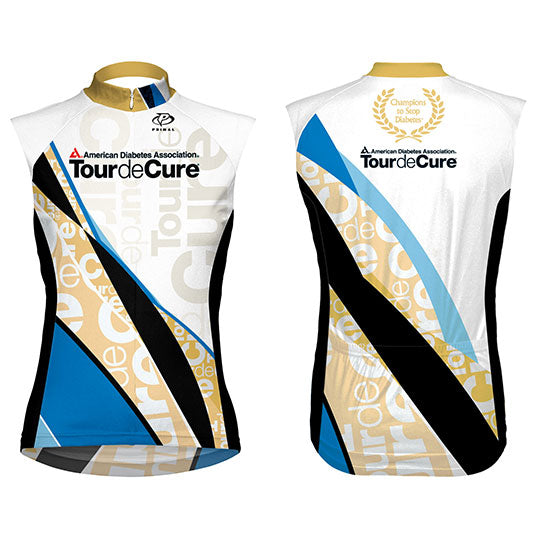 Tour de Cure Jersey, 2013, Ladies