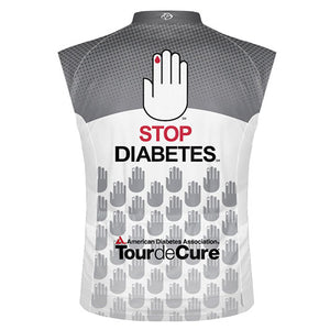 Tour de Cure Jersey, 2014, Ladies