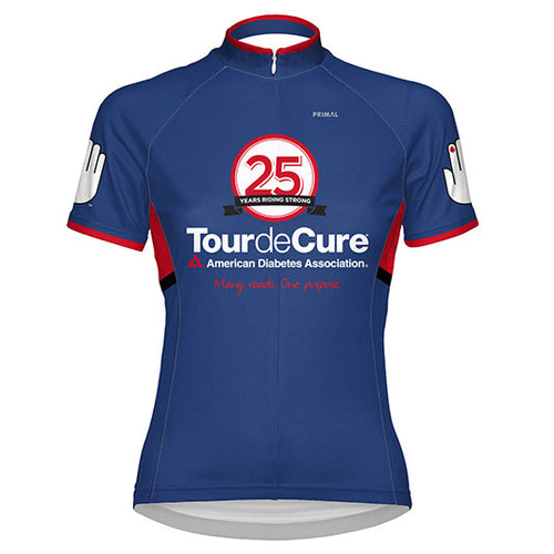 Tour de Cure Jersey, 2016, Ladies