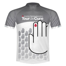 Load image into Gallery viewer, Tour de Cure Jersey, 2014, Youth