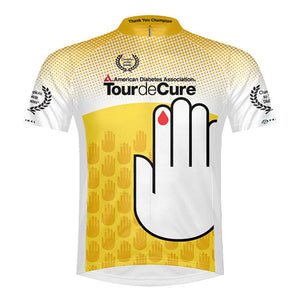 Tour de Cure Champion Jersey, 2014, Mens