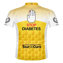 Load image into Gallery viewer, Tour de Cure Champion Jersey, 2014, Mens