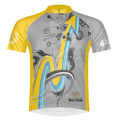 Tour de Cure Champion Jersey, 2015, Mens