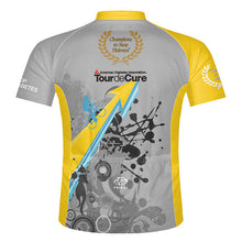 Load image into Gallery viewer, Tour de Cure Champion Jersey, 2015, Mens