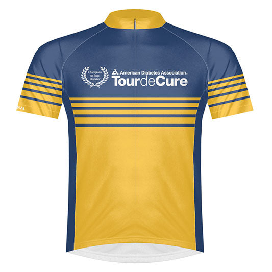 Tour de Cure Champion Jersey, 2016, Mens