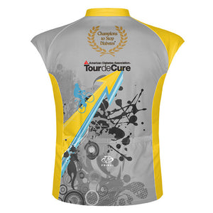 Tour de Cure Champion Jersey, 2015, Ladies