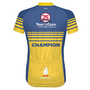Tour de Cure Champion Jersey, 2016, Ladies