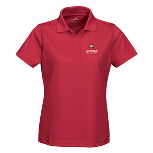 Step Out Vital Polo Shirt, Ladies