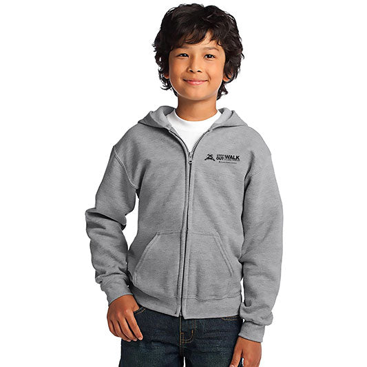 Step Out Hooded Sweatshirt, Youth