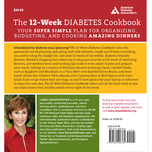 The 12-Week Diabetes Cookbook
