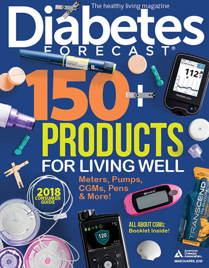 Diabetes Forecast, Volume 71, Issue 2, March/April 2018